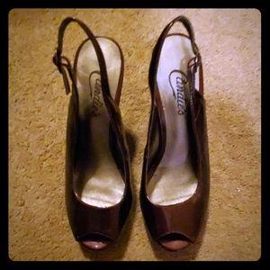 Candies heels